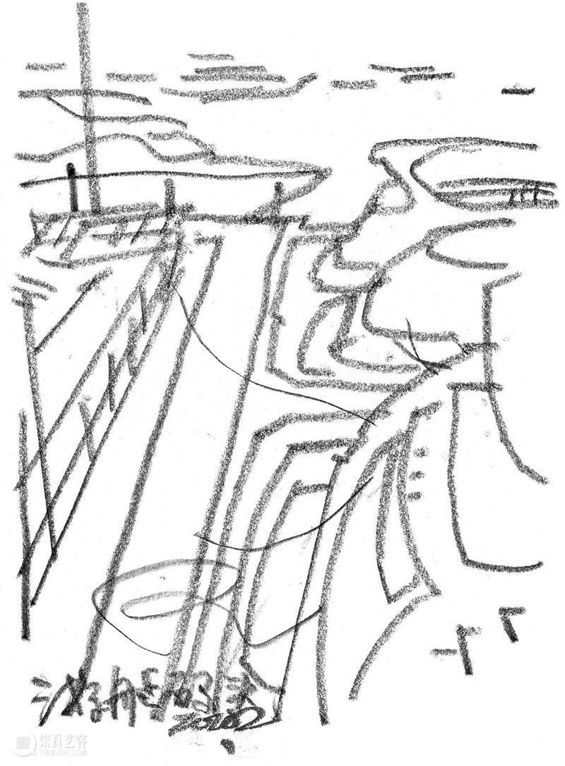 李向阳:默见——隔离期笔记 李向阳 隔离期 笔记 主办方 上海鸿一美术馆 出品人 郦韩英 日期 地址 上海市杨浦区黄兴路1818号11楼 崇真艺客