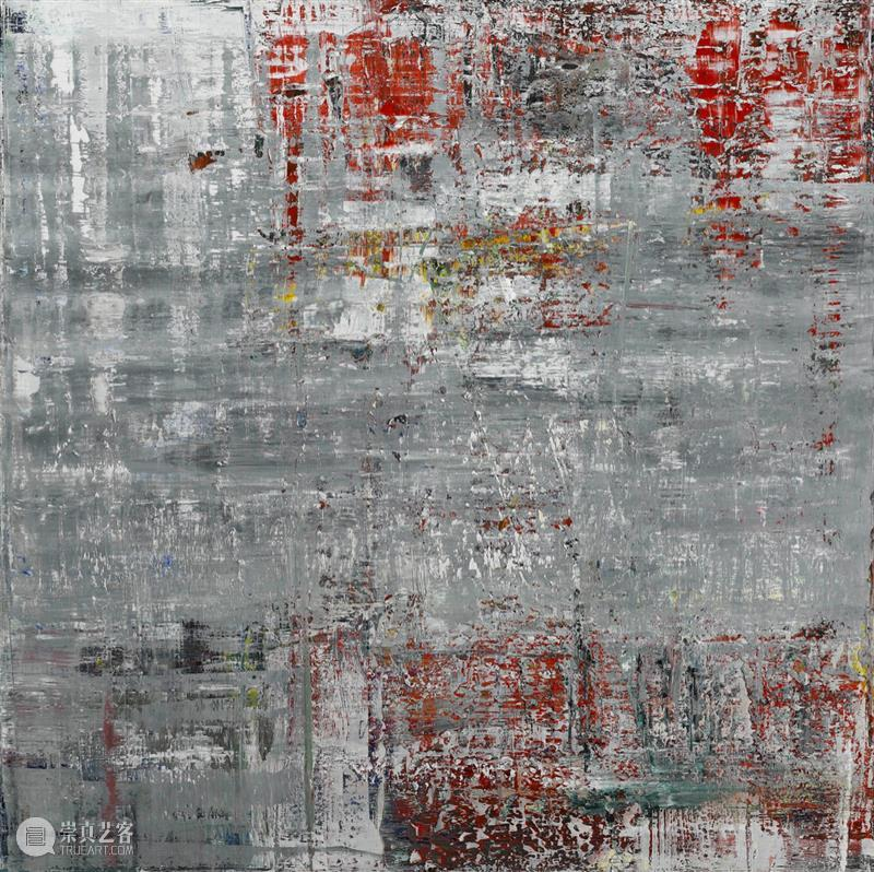 高古轩宣布将于今年底在洛杉矶和纽约举办格哈德·里希特最新个展 洛杉矶 纽约 格哈德·里希特 个展 高古轩宣布 Richter Cage paintings Cologne Germany 崇真艺客