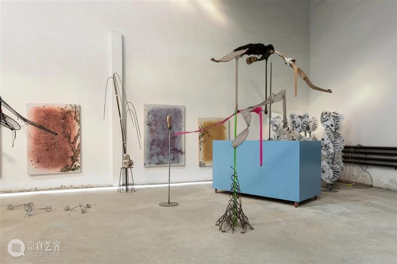 户尔访谈  「一个关于平衡的问题 」童昆鸟在户尔   Gallerytalk.net 户尔 童昆 问题 柏林 下文 媒体 Teresa Hantke 个展 栏目 崇真艺客