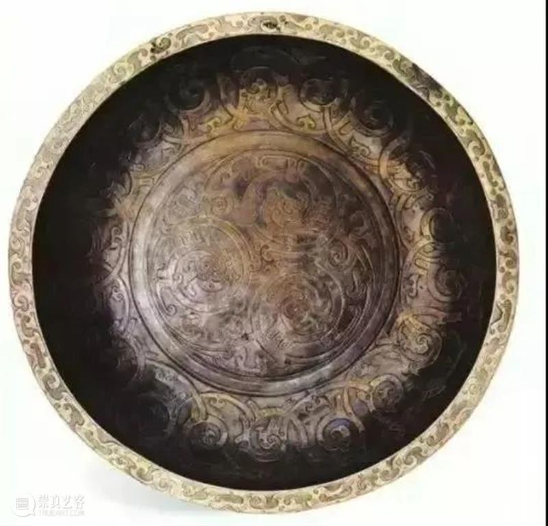 两千年前的金银器竟然这么精美? 银器 秦鎏金 银盘 秦代 山东 淄博 窝托村 齐王 刘襄 器物 崇真艺客