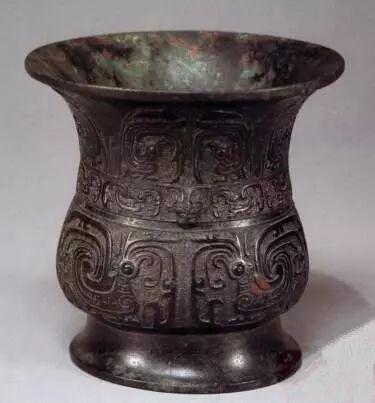 由青铜酒器看周人禁酒,中国字样与何尊 青铜 酒器 周人 何尊 中国 字样 西周 早期 精品 行为 崇真艺客