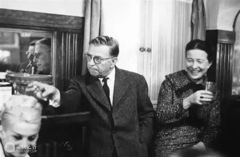 波伏娃:我绝不让我的生命屈从于他人的意志 波伏娃 我的生命 意志 西蒙娜·德·波伏娃 Beauvoir 西蒙 波娃瓦 法国 存在主义 作家 崇真艺客