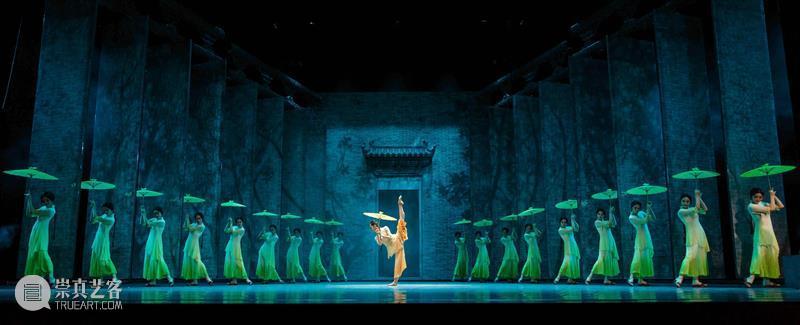 """9.6分!""""神仙打架""""超惊艳!如果能在剧院看到他们…… 神仙 剧院 何炅 沈伟 沈培艺 张艺兴 风暴 国内外 舞蹈 大师 崇真艺客"""