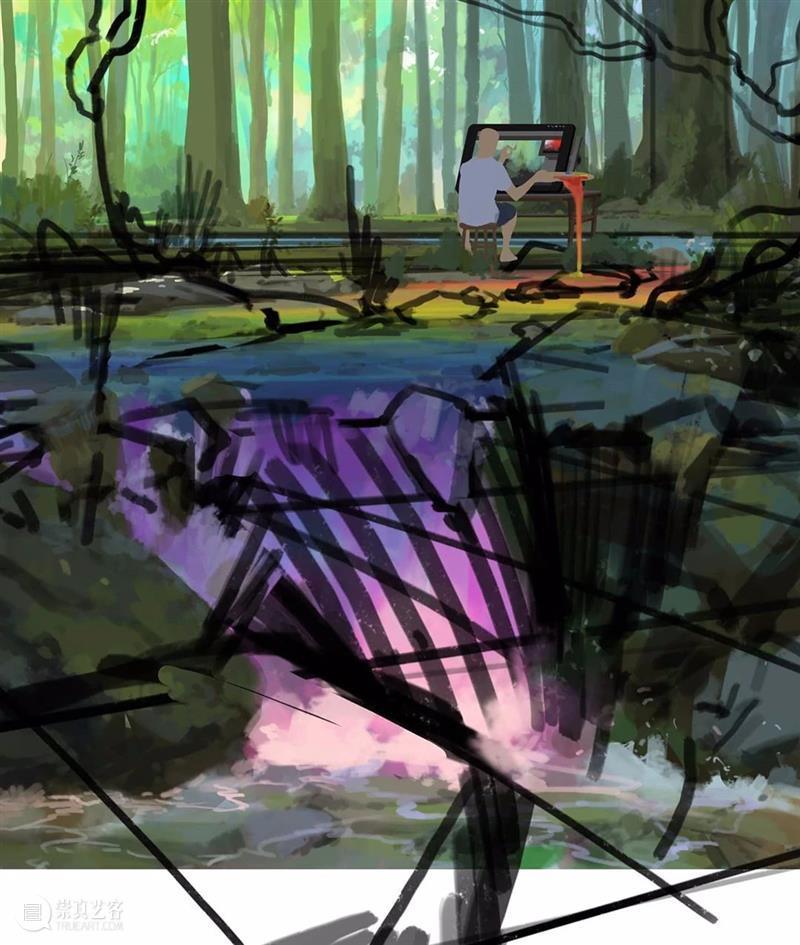 好喜欢这种风格的手绘,有一种岁月静好的感觉 ~ 风格 感觉 END 崇真艺客
