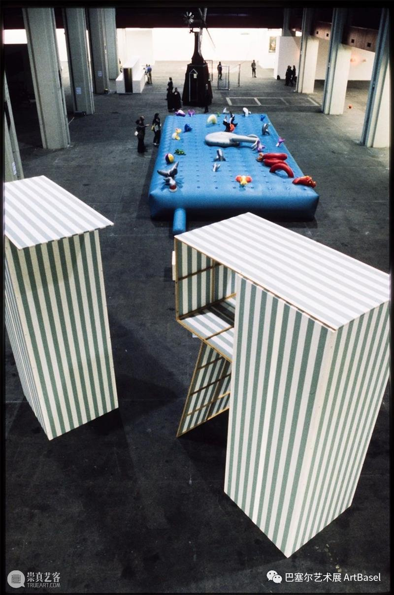巴塞尔艺术展的1990年代 巴塞尔 艺术展 历史 照片 早年 盛会 人物 语录 事件 资料 崇真艺客