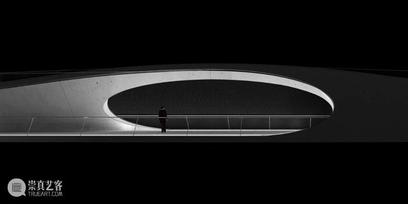 DS+R '550吨钢铁桥',美国奥林匹克博物馆区域新交通 钢铁 美国 奥林匹克博物馆 区域 交通 科罗拉多斯普林斯 附近 桥梁 博物馆 建筑 崇真艺客