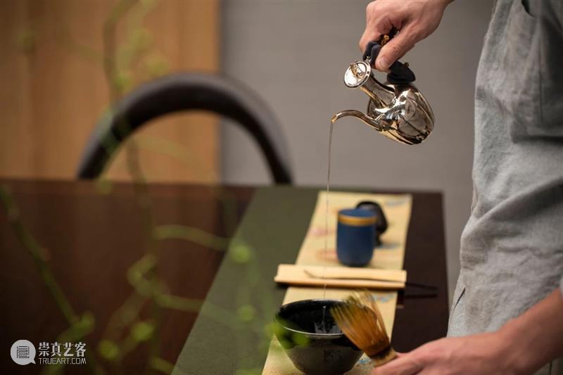 你有一盏来自宋代的茶,请查收品鉴~ 崇真艺客