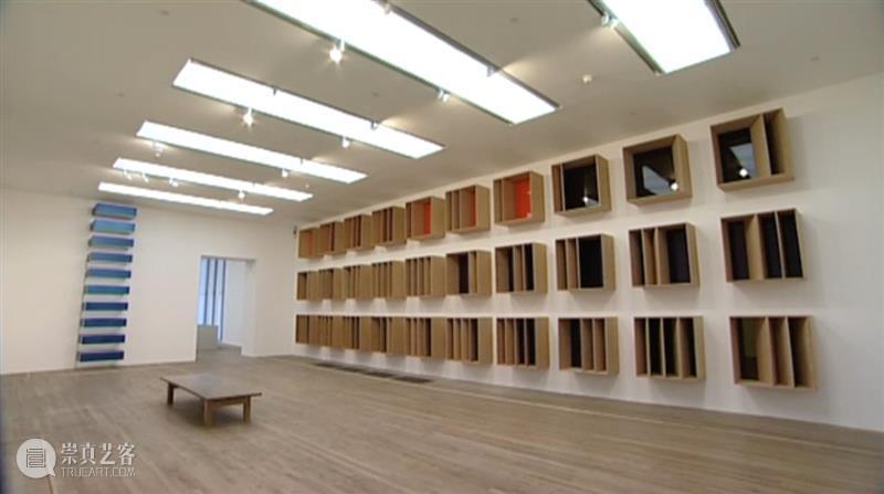 卓纳纽约新展 | 《唐纳德·贾德:1970-1994年间的艺术作品》(Donald Judd) 卓纳 唐纳德 贾德 Donald Judd 艺术 作品 纽约 画廊 无题 崇真艺客