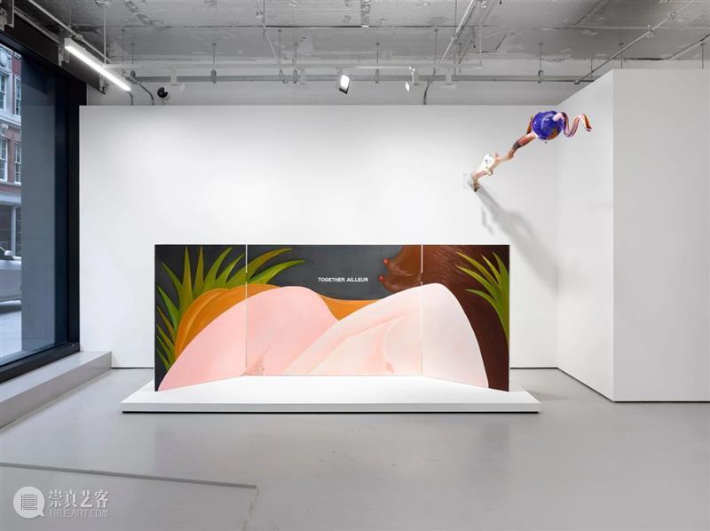 里森画廊宣布于 Mayfair 成立新空间 | 开幕展「视野」正在展出 里森画廊 成立新 空间 视野 Mayfair Mayfair区 弗里兹 伦敦 艺术家 约翰 崇真艺客