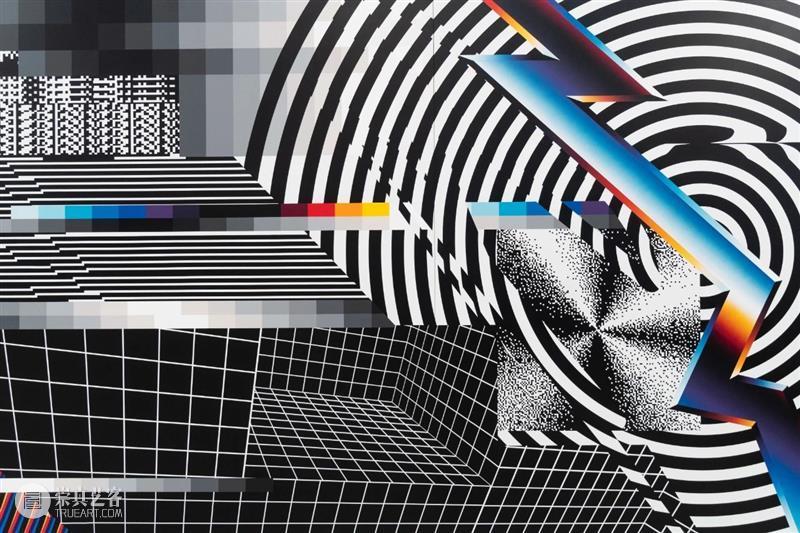 【IFA-艺术赏析】视觉魔法——故障艺术Glitch Art 故障 艺术 Glitch Art 视觉 IFA 魔法 数字 手法 图像 崇真艺客