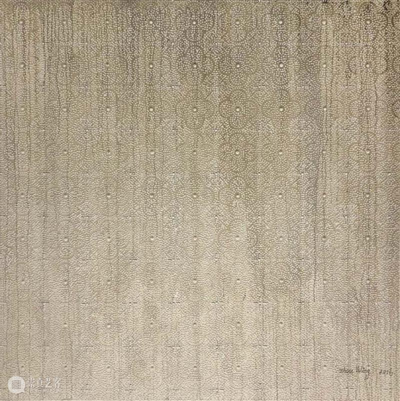 【现场与作品】三尚+ VOL.6  | 现场 作品 余数 三尚 艺术馆 影像 系列 古榕 油画颜料 金粉2017剩余物 崇真艺客