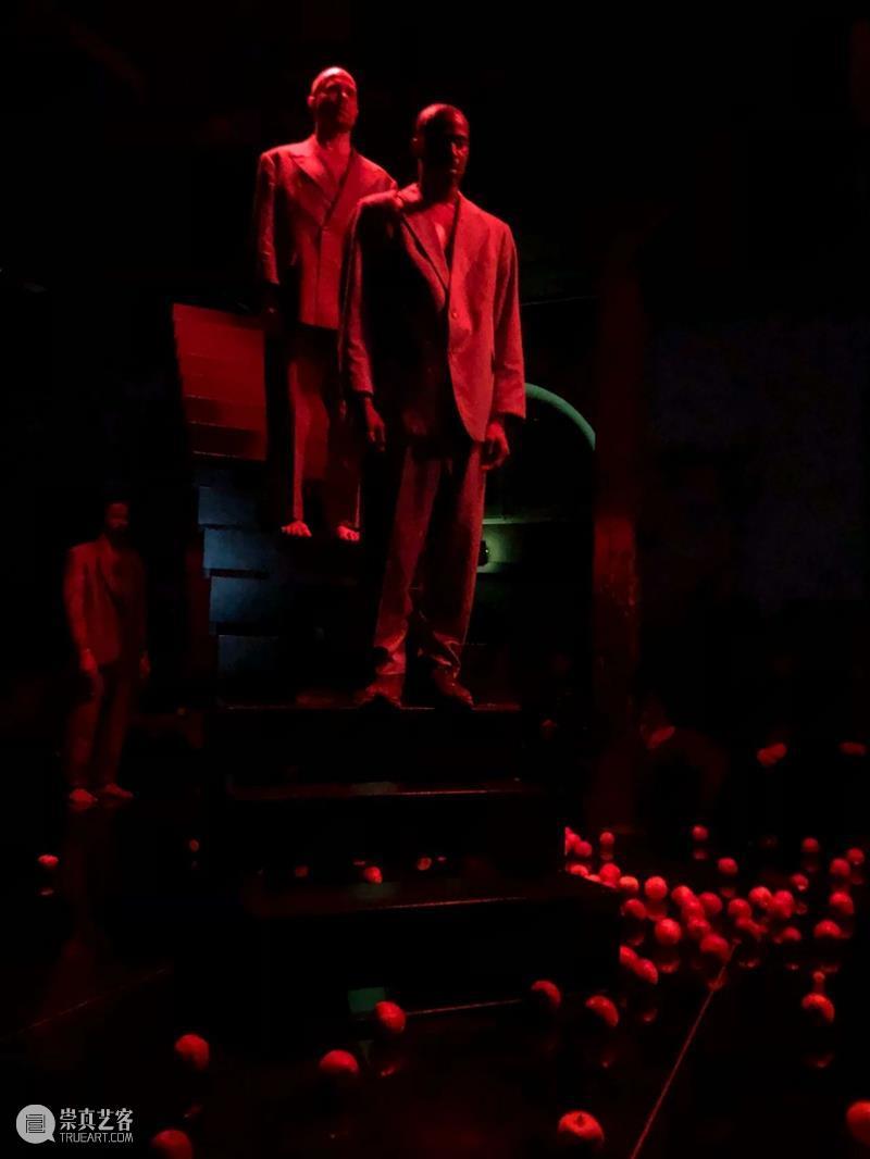 动态 | Wu Tsang 曾吴个展Visionary Company @ Lafayette Anticipations Company 个展 动态 Tsang Schauspielhaus ZürichCo Paris 天线 空间 艺术家 崇真艺客