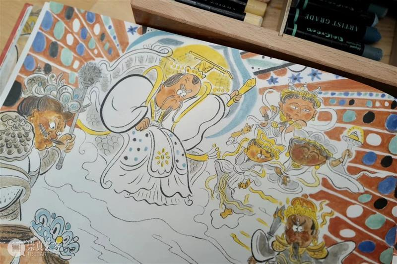 《公主怎么挖鼻屎》 X 李卓颖丨AMNUA talk 公主 鼻屎 李卓颖 talk 丨AMNUA 视角 方式 艺术家们 世界 艺术家 崇真艺客