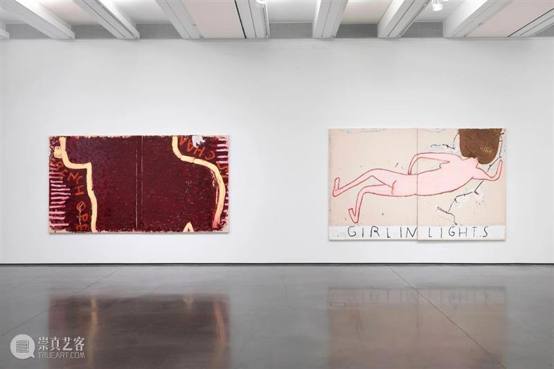 今日生日 | 罗斯·怀利(Rose Wylie) 罗斯 怀利 Wylie 生日 卓纳 画廊 赛琳娜 油画 布板 Wylieb 崇真艺客