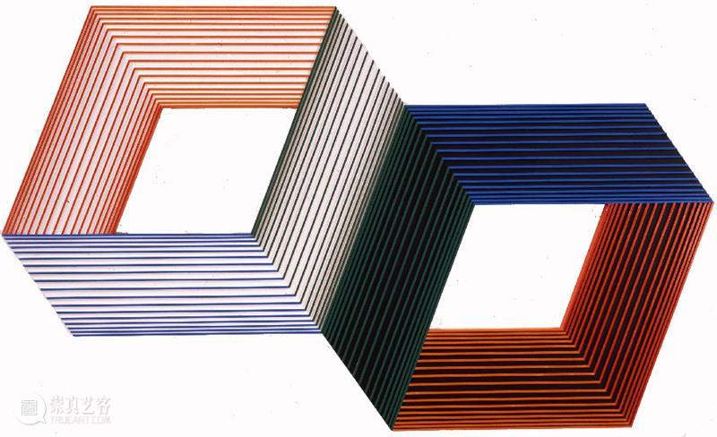 【IFA-艺术赏析】精细的视觉艺术丨Richard Anuszkiewicz Anuszkiewicz 艺术 视觉 IFA 理查德 安努斯科维奇 欧普艺术 美国 成就 画家 崇真艺客