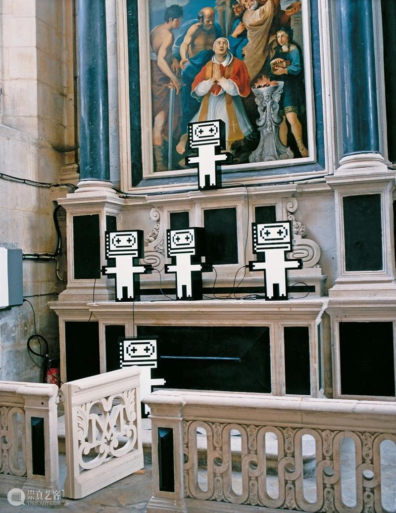 M/M (Paris):艺术不是跨界,是最熟悉的领域 艺术 Paris 领域 跨界 Traffic 现场 Bourriaud 波尔多 视觉 中心 崇真艺客