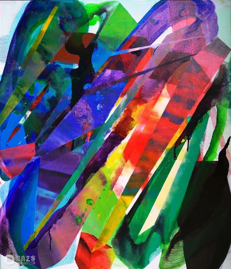 西岸博览会特展单元   约翰·莫尔绘画奖(中国)部分获奖艺术家近期作品展 西岸 博览会 单元 约翰 莫尔 绘画 中国 部分 艺术家 近期 崇真艺客