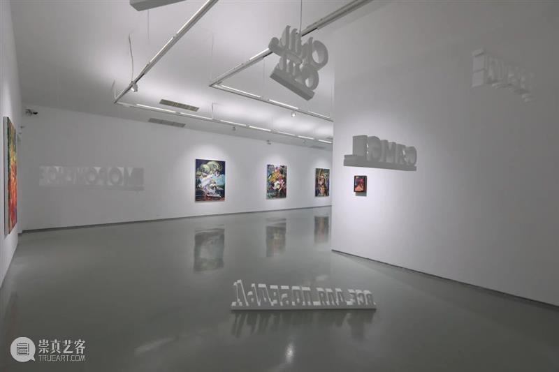 开幕邀请&直播预告   迷彩:宋朋个展 宋朋 迷彩 个展 导览 时间 现场 嘉宾 于非 策展人 艺术家 崇真艺客
