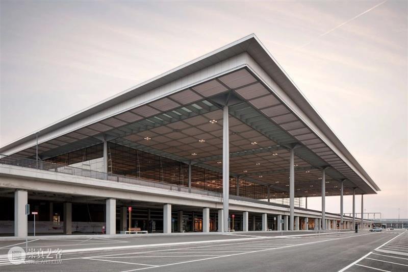 柏林勃兰登堡机场,从规划到家具全设计 / gmp gmp 家具 柏林勃兰登堡机场 Marcus Bredt 柏林 勃兰登堡 机场 航站楼 主体 崇真艺客