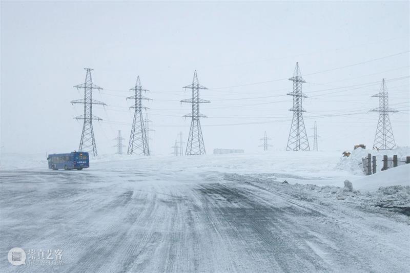 苏联时代鲜为人知的建筑群 苏联 时代 建筑群 Veryovkin Siberia 乌拉尔山脉 北极 俄罗斯 摄影师 镜头 崇真艺客