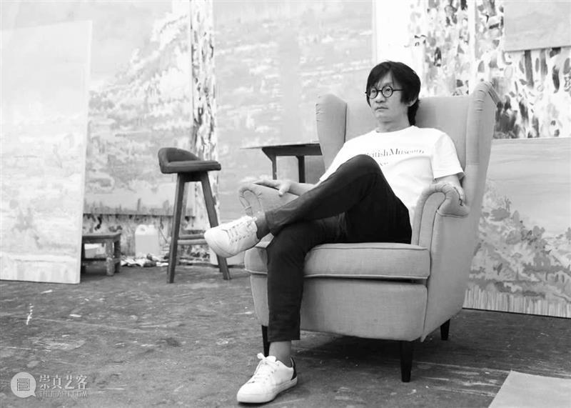 薛峰个展:高山 平原 大海 展览 中国 上海市SAISEN ART 赛森艺术  凯伦·史密斯  薛峰  崇真艺客