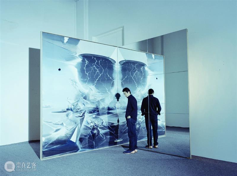 高古轩参加2020年ART021上海廿一当代艺术博览会,举办贾蔼力个展|展位C02 贾蔼力 艺术 博览会 展位 高古轩 上海 个展 廿一 时候 东西 崇真艺客