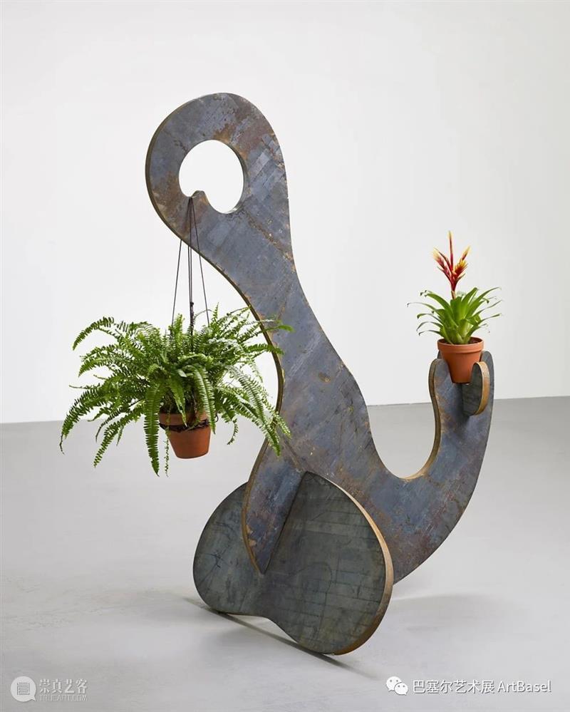 """巴西艺术家Ernesto Neto""""自带香气""""的雕塑作品 艺术家 巴西 雕塑 作品 香气 Ernesto 埃内斯托·内托 图片 Hetzler 艺廊 崇真艺客"""