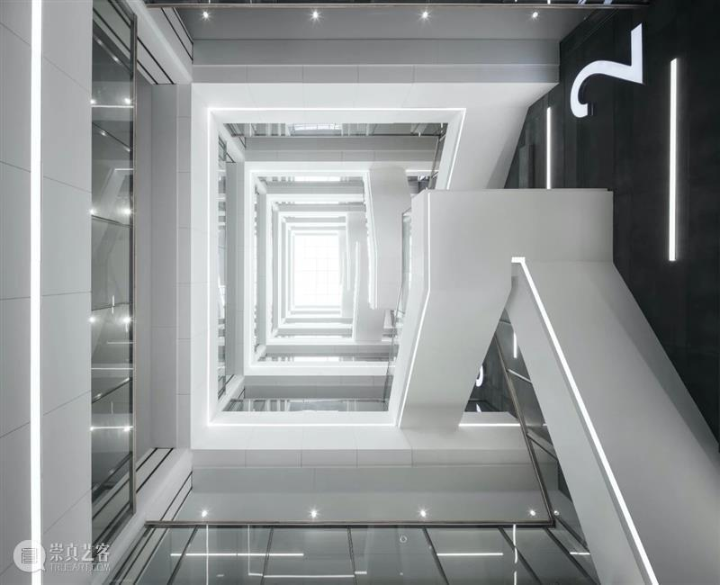 上汽大众汽车有限公司技术管理中心二期 / B+H Architects 上汽大众汽车有限公司 技术 中心 胡义杰 上海市 嘉定区 于田工业园区 员工 空间 会议室 崇真艺客