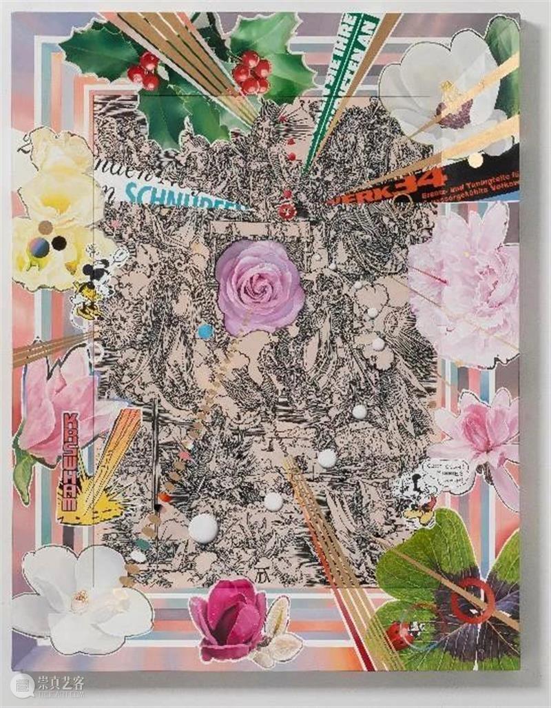 展览   ONE DAY AT A TIME —— 李庆美个展 李庆美 个展 上海 艺术周 艺术 盛会 代表性 画廊 机构 艺术家 崇真艺客