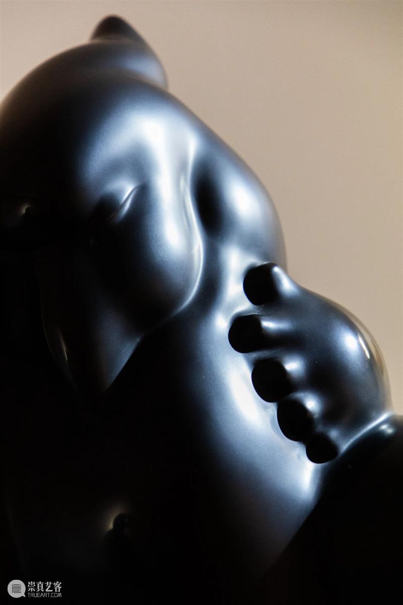 李真作品《白鹭鸶的春天》| 亚洲艺术中心(上海)常设展 亚洲艺术中心 上海 李真 作品 白鹭鸶 展厅 当前 艺术家 虚空 能量 崇真艺客