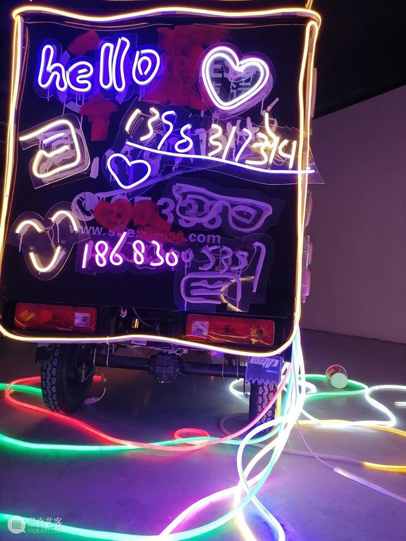 """电子科技大学&四川美术学院30多位创作者联合打造""""破壁——艺术与科技的共生"""" 电子科技大学 四川美术学院 艺术 科技 作者 作品 成果 公众 前提 方法 崇真艺客"""