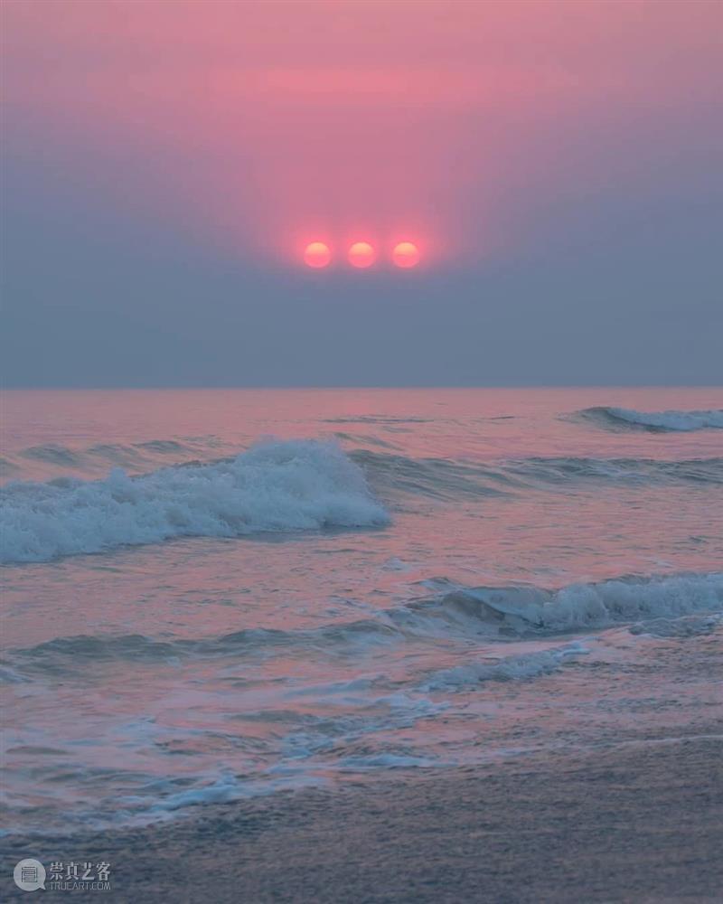 云月长空  中国美术精选 云月 长空 阿根廷 摄影师 Alonso 作品 天空 云朵 繁星 月亮 崇真艺客