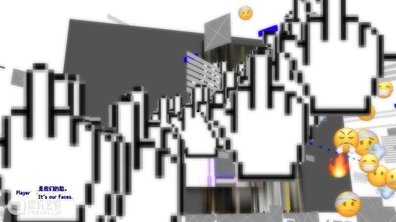 aaajiao   《深渊模拟器》于意大利里沃利城堡当代艺术博物馆开幕 深渊模拟器 意大利 aaa jiao 里沃利城堡当代艺术博物馆 沃利 城堡 当代艺术博物馆 Marianna 都灵 崇真艺客