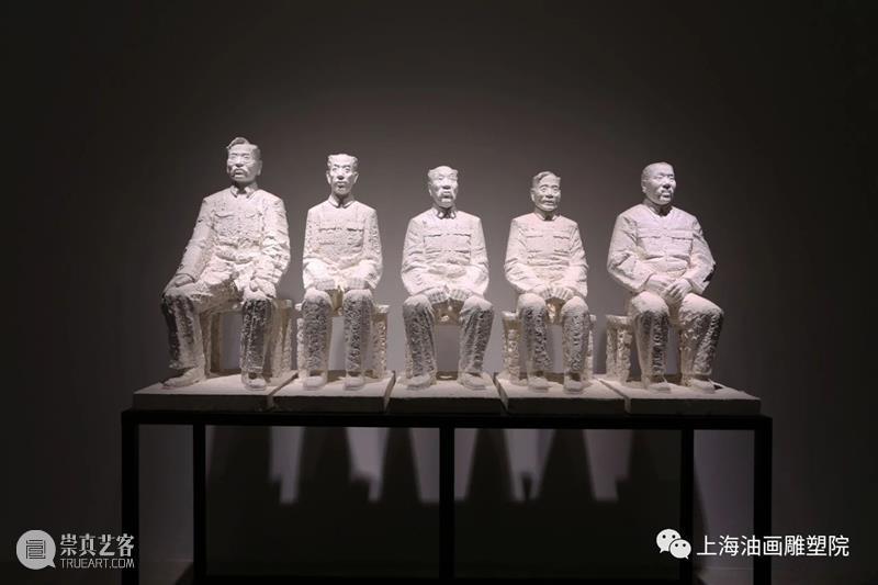 """【上海油雕院 l 作品赏析】""""存象——上海青年雕塑家邀请展""""(三) 上海 青年 雕塑家 邀请展 作品 上海油画雕塑院 上海油画雕塑院美术馆 社会 公众 艺术家 崇真艺客"""