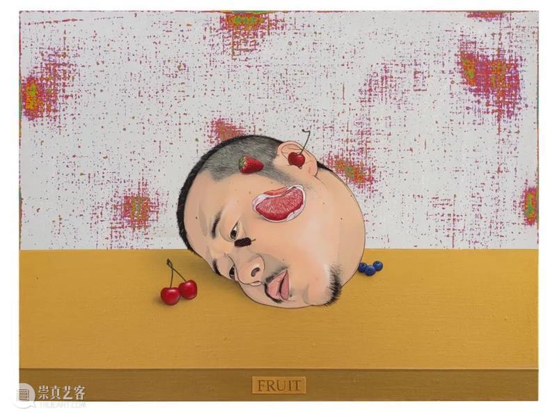 博览会 | 贝浩登参展ART021当代艺术博览会 展位:W33 贝浩登 艺术 博览会 展位 倪有鱼 柏树 丙烯 图片 艺术家 上海廿一 崇真艺客