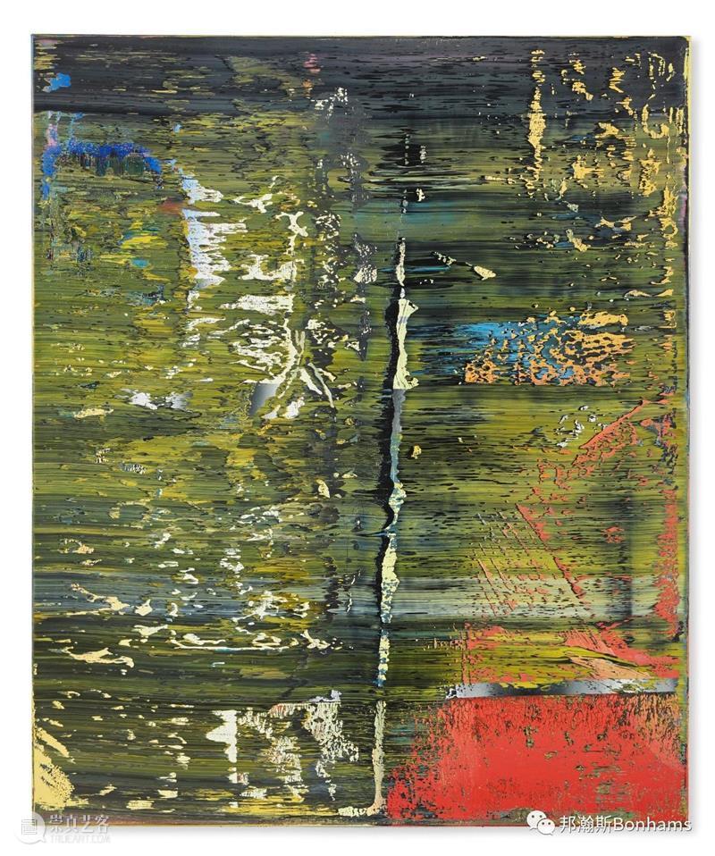 纽约邦瀚斯 印象派、现代、战后与当代艺术精品巡礼 纽约 邦瀚斯 印象派 现代 艺术 战后 精品 大师 当中 华西里 崇真艺客