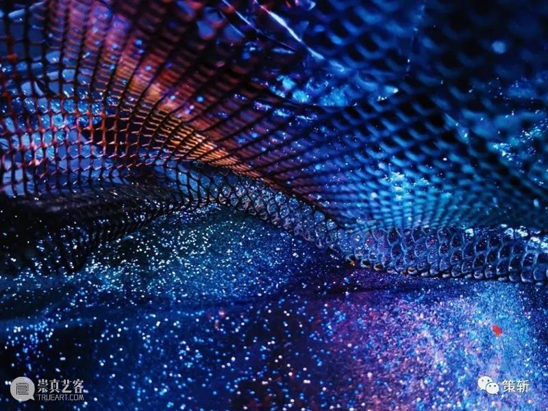 分享观点 | 这样的「展览 」四不像 四不像 观点 天体 知识 科学 艺术展 入口 主题 装置 数百根 崇真艺客