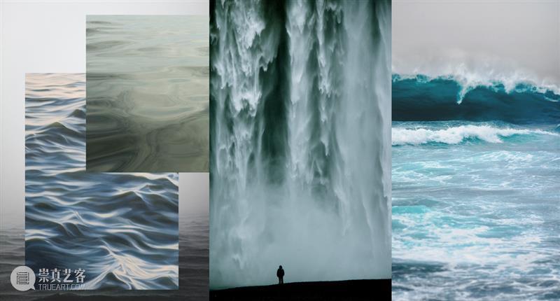 光、声、水的势能可视化,感受能量之美 势能 能量 自然界 状态 SUNRAY 团队 装置 作品 灵感 之间 崇真艺客