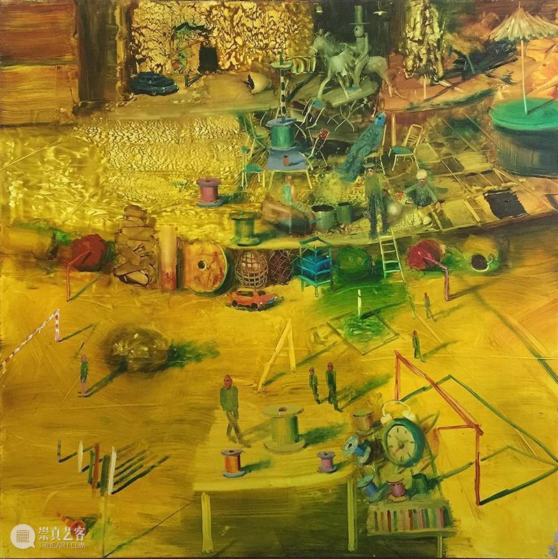 访谈   农少华:在世俗琐碎中我没有理由不幸福! 农少华 世俗 理由 Xingyu 艺术家 王星予王 农老师 经历 工作 北京 崇真艺客