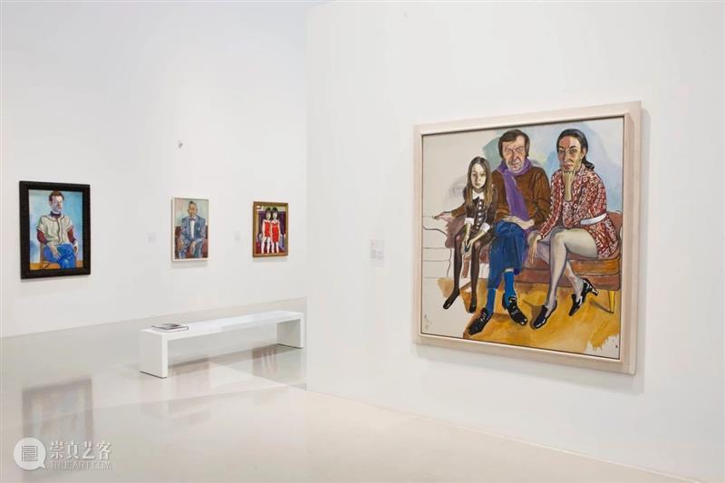 ART021作品赏析 | 爱丽丝·尼尔(Alice Neel) 作品 爱丽丝 尼尔 Neel 卓纳 画廊 上海 廿一 艺术 博览会 崇真艺客