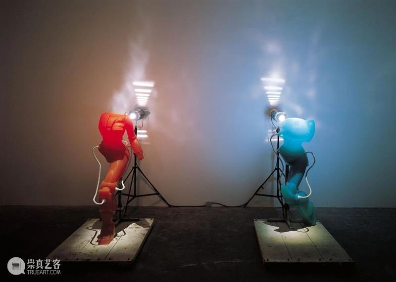 立木画廊艺术家专题——李昢 Lee Bul | 西岸艺博会2020 画廊 艺术家 Bul 专题 西岸艺博会 西岸 艺术 博览会 标志性 作品 崇真艺客