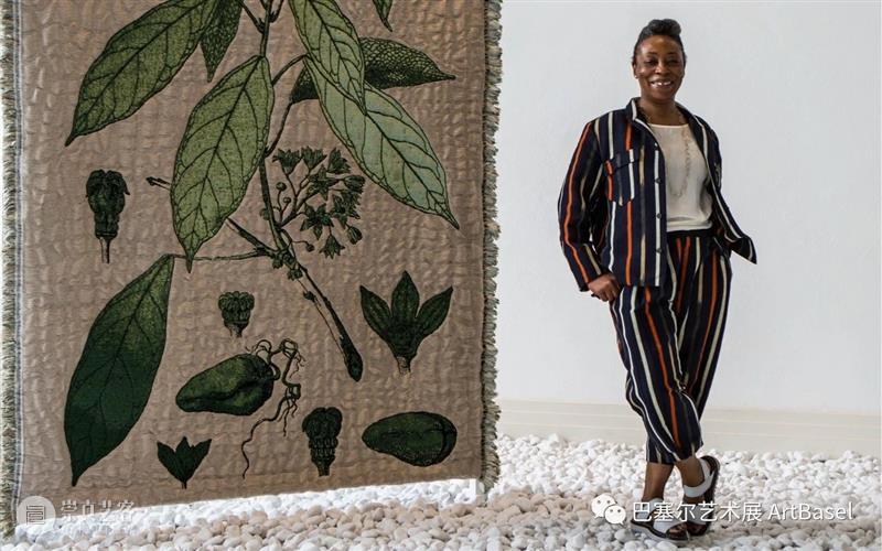 Otobong Nkanga和汉斯·乌利齐·奥布里斯特谈论生态、封城和《14 Rooms》 Oto bong Nkanga Rooms 汉斯 乌利齐 奥布里斯特 封城 生态 作品 崇真艺客