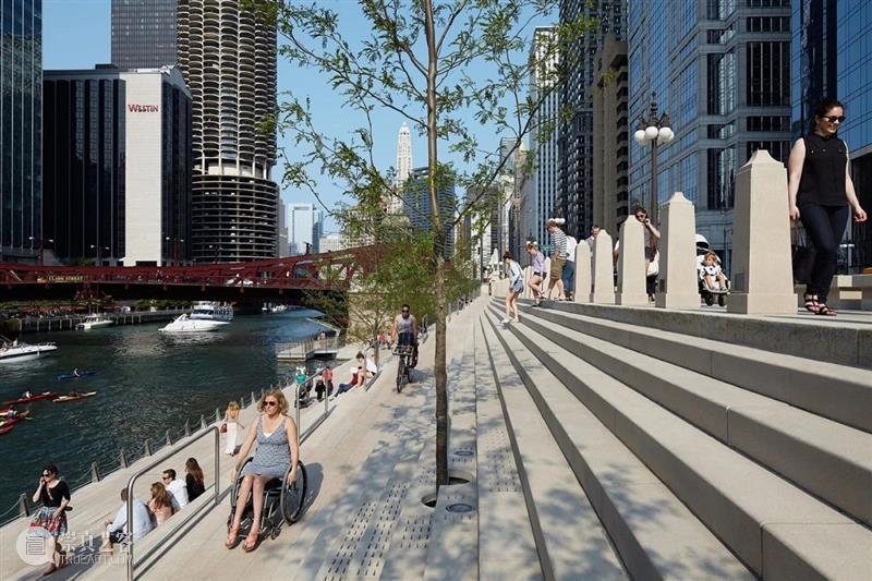 在江边散步,10个水陆间的城市公共空间 水陆 城市公共空间 Cohen 河流 湖泊 泻湖 海边 附近 区域 水域 崇真艺客