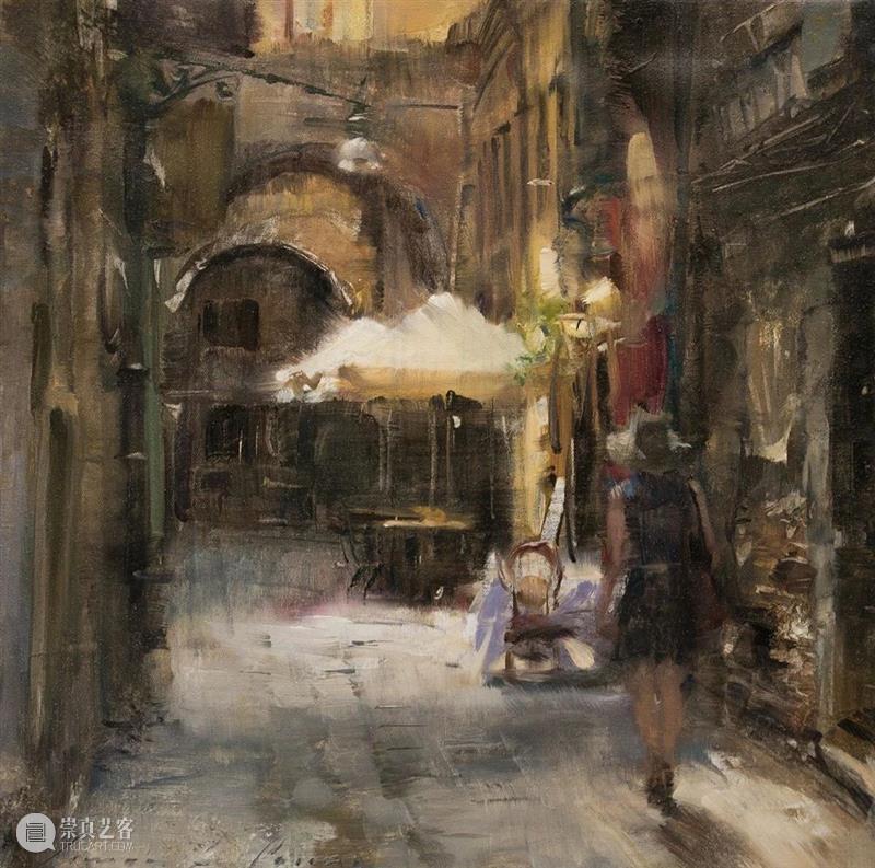 光线暗也能画写实,他把氛围感玩到了极致!—— Simon Pasini 光线 氛围 极致 Simon Pasini END 崇真艺客