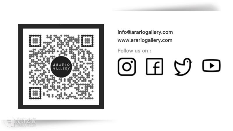 2020西岸艺术与设计博览会   阿拉里奥展位A121 西岸 艺术 博览会 展位 阿拉里奥 Gallery Design画廊 GALLERY BOOTH展 日期 崇真艺客