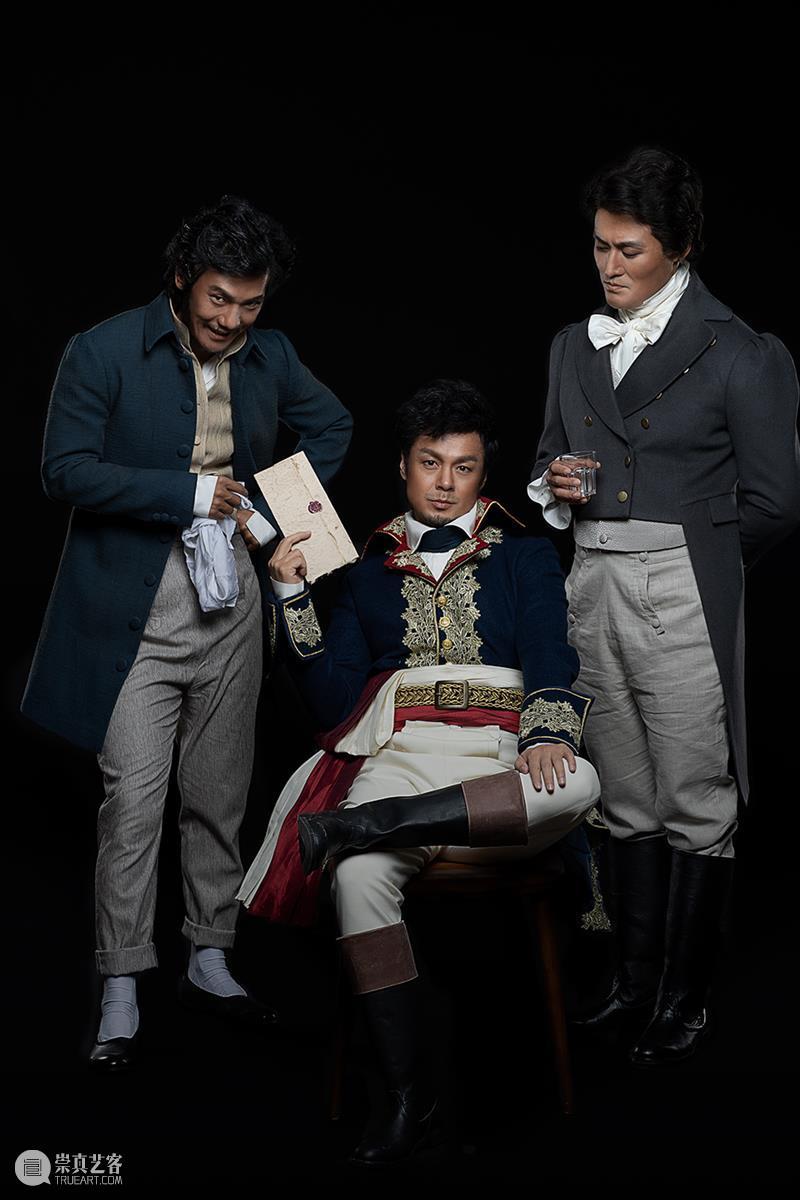 《基督山伯爵》的二三事,你需要了解的都在这里 基督山伯爵 世界 文学 星河 读者 珍宝 国家大剧院 话剧 经典 精神 崇真艺客