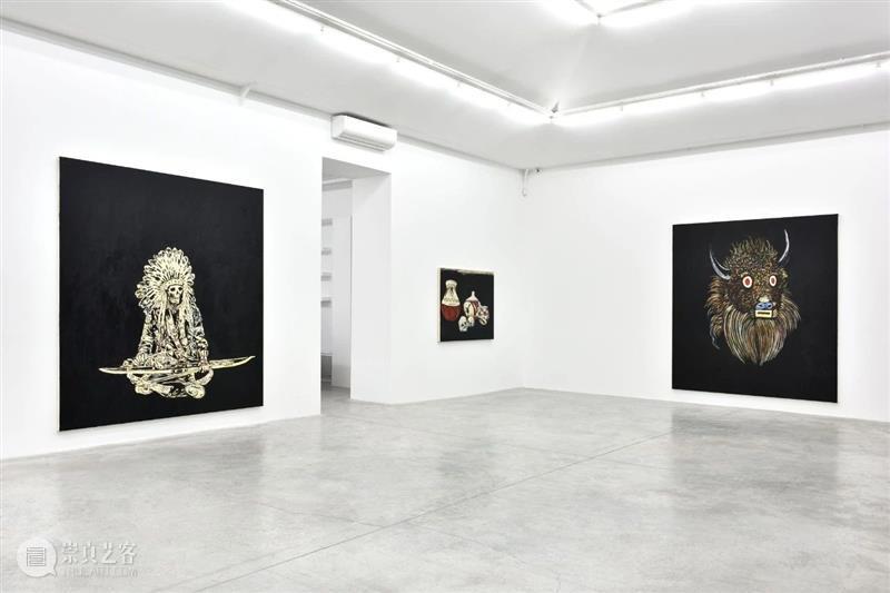 韦斯·朗(Wes Lang):由无形的事物指引|AR艺术家 艺术家 韦斯·朗 Wes Lang 事物 图片 原文 现场 韦斯 阿尔敏 崇真艺客
