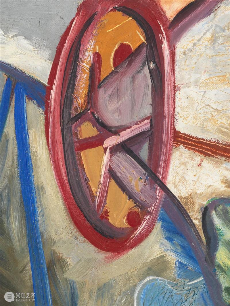 豪瑟沃斯西岸艺博会「形神兼备」作品赏析:以神绘形 | 展位A123 豪瑟 沃斯 作品 形神 展位 西岸艺博会 西岸 艺术 博览会 以来 崇真艺客
