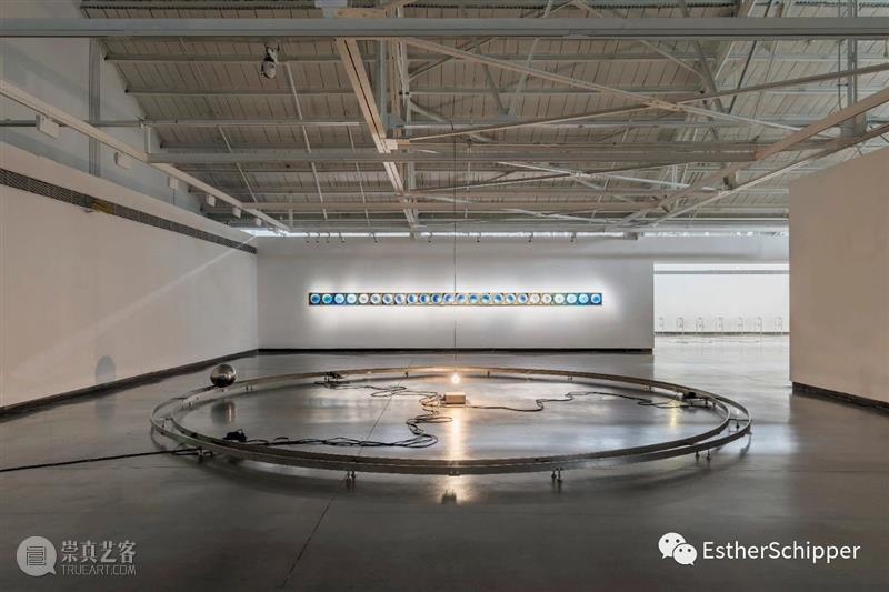 施博尔画廊参展西岸博览会线上画廊单元   崇真艺客