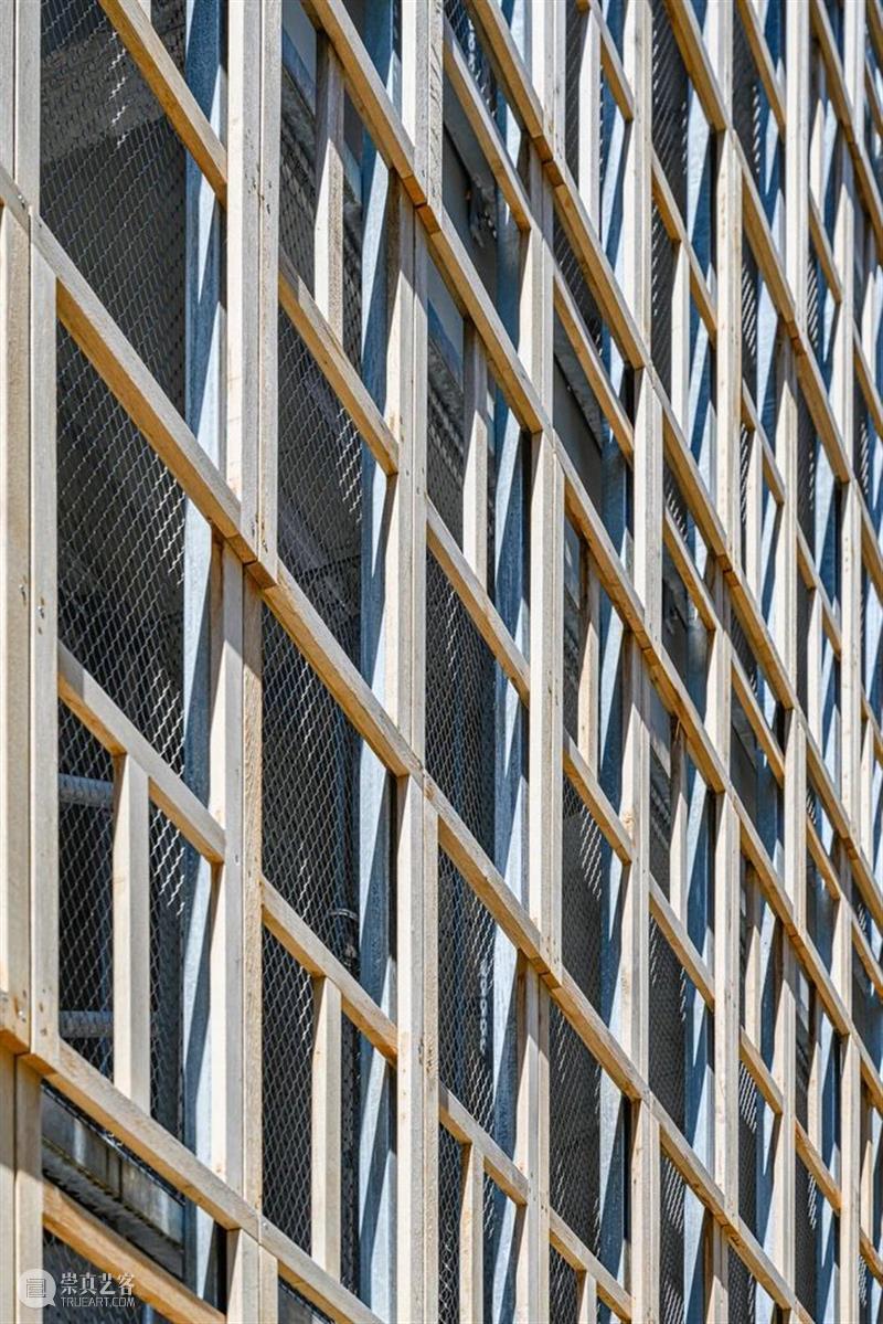 回收窗框,巴黎司法幼儿园 / BFV Architectes Architectes 巴黎 窗框 司法 幼儿园 Bocabeille 项目 经济 概念 环保 崇真艺客